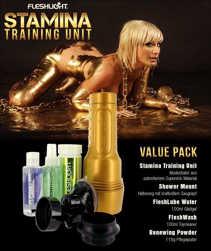 Fleshlight Stamina Training Value Pack
