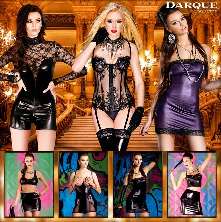 Darque by Coquette im Sineros-Shop