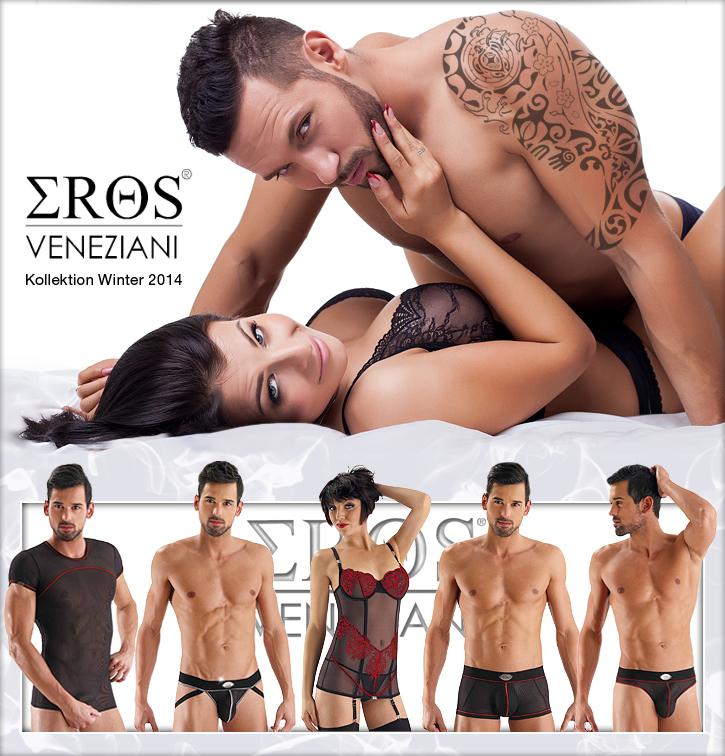 Die neue Kollektion von Eros Veneziani bei Sineros