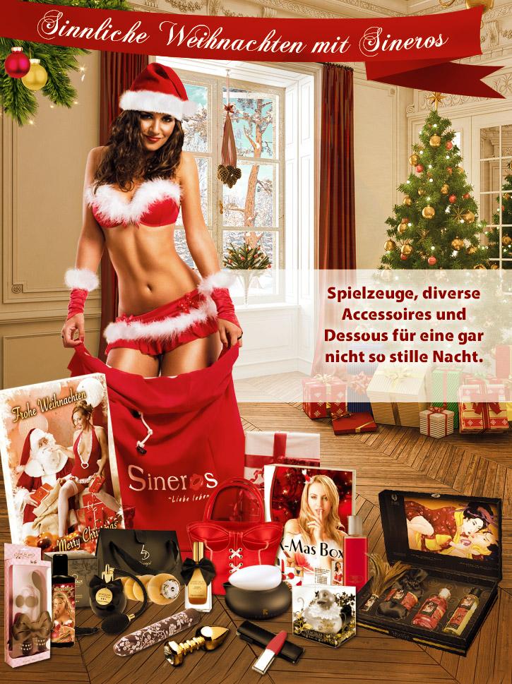 Geschenkideen für erotische Weihnachten