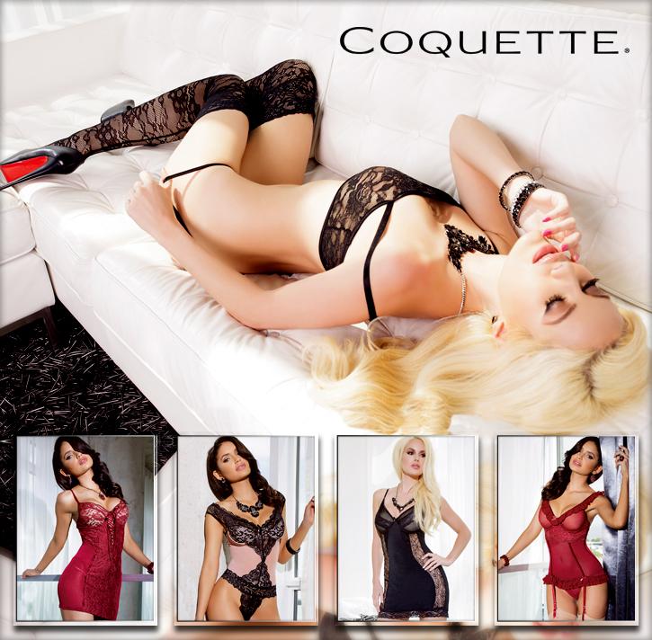 Coquette-Dessous bei SinEros.de
