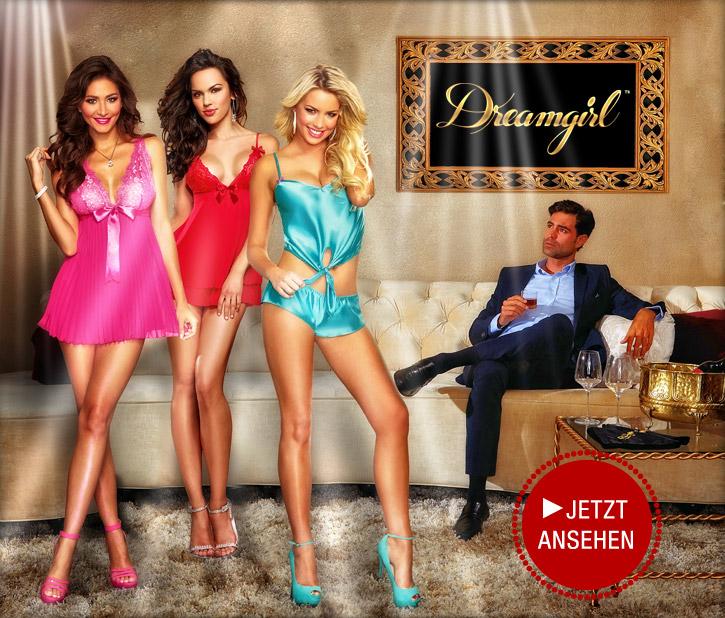 Dreamgirl Encore Kollektion  jetzt bei SinEros.de