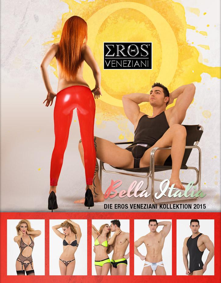 Neues von Eros Veneziani jetzzt bei SinEros