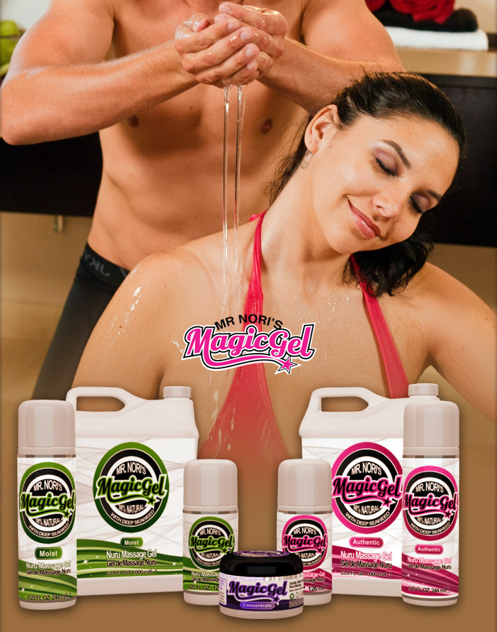 Magic Gel für die Nuru Massage bei SinEros.de