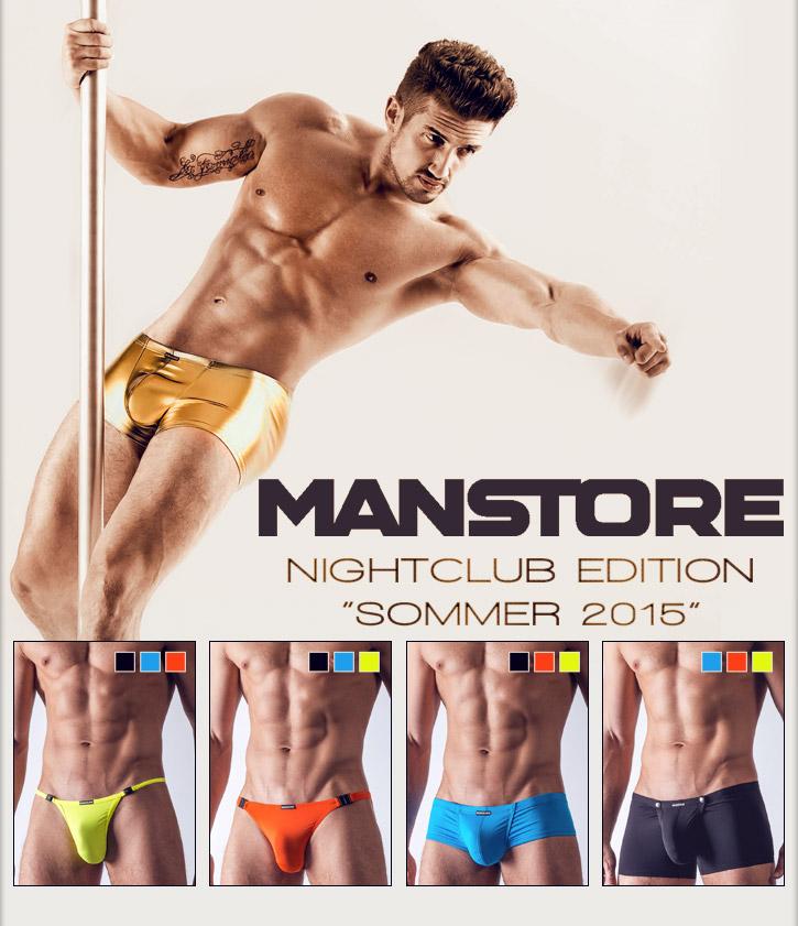 Die MANSTORE Nightclub Edition 2015 bei SinEros.de