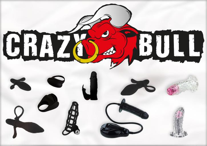 Sextoys von Crazy Bull bei SinEros.de