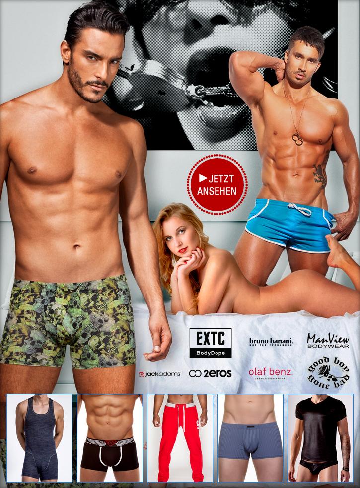 Underwear-Neuheiten für IHN bei SinEros.de