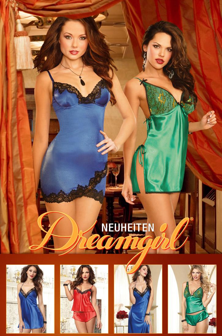 Dreamgirl-Dessous bei SinEros.de
