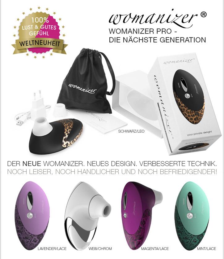 Der Womanizer Pro bei SinEros.de