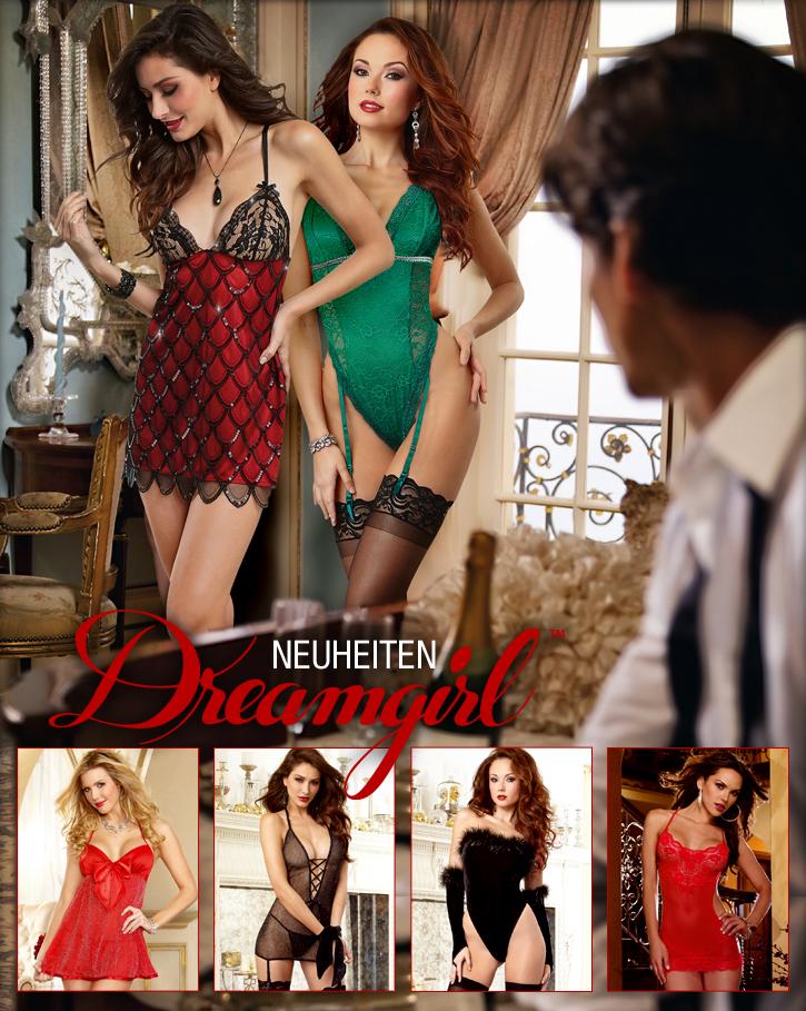 Dreamgirl Dessous bei SinEros.de
