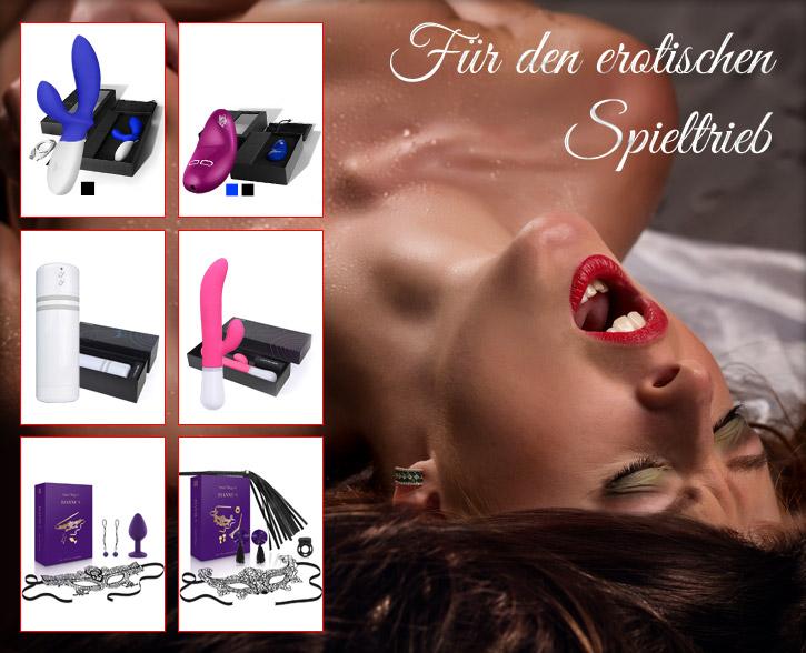 Neue Sextoys bei SinEros.de