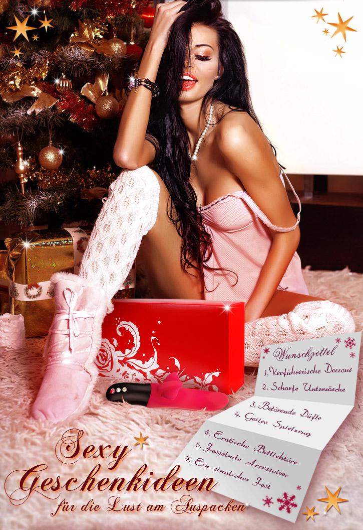 Erotische Geschenkideen bei SinEros