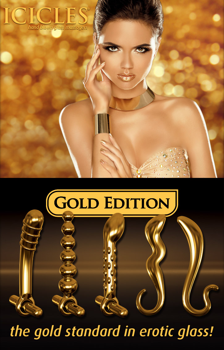 Icicles Gold Edition jetzt bei SinEros.de