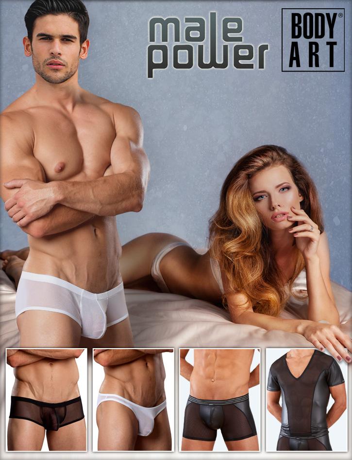 Underwear-Neuheiten bei SinEros.de