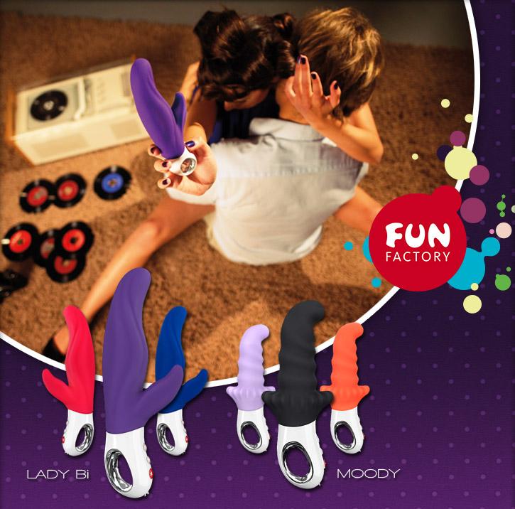 Sextoys von Fun Factory im SinEros-Shop!