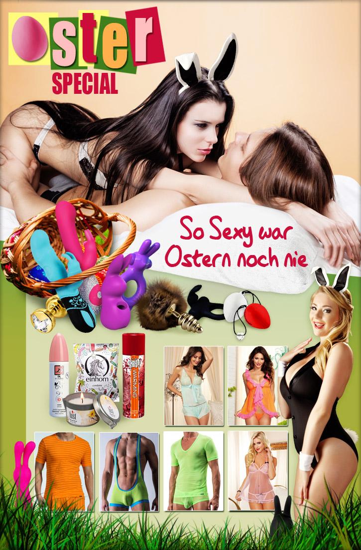 Sexy Oster-Special bei SinEros.de