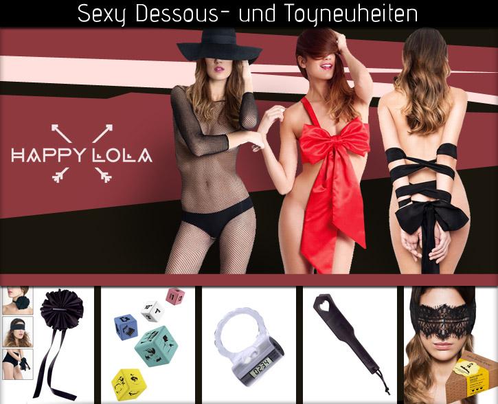 Happy Lola bei SinEros.de