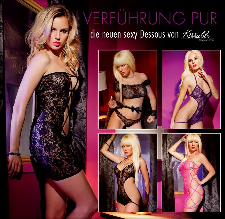 Kissable by Coquette jetzt bei SinEros.de!