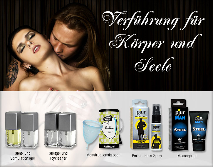 Verwöhnprodukte bei SinEros.de
