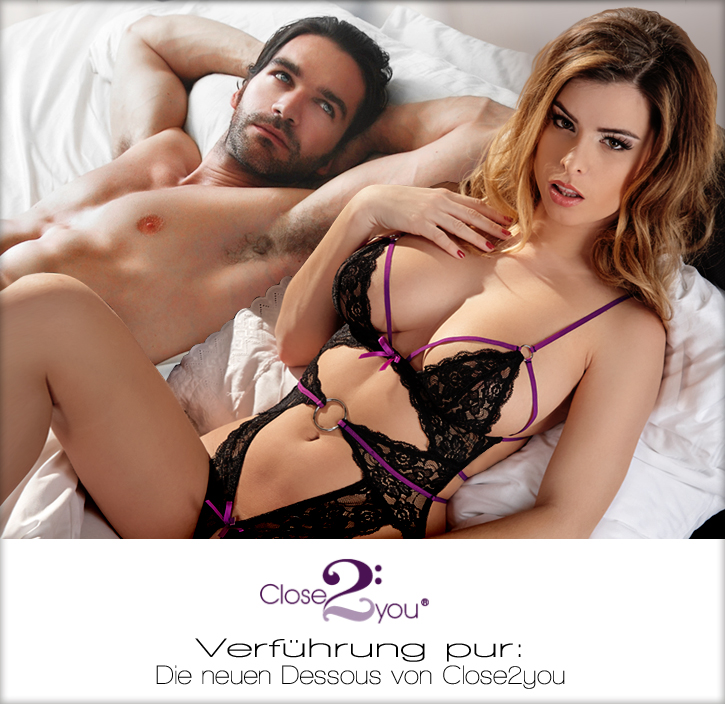 Dessous von Close2you bei SinEros.de