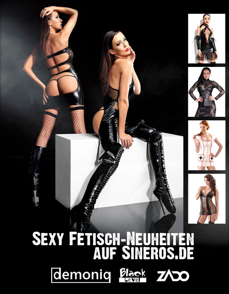 Fetisch-Outfits bei SinEros.de
