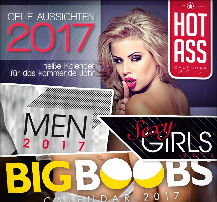 Erotikkalender 2017 bei @SinEros.de