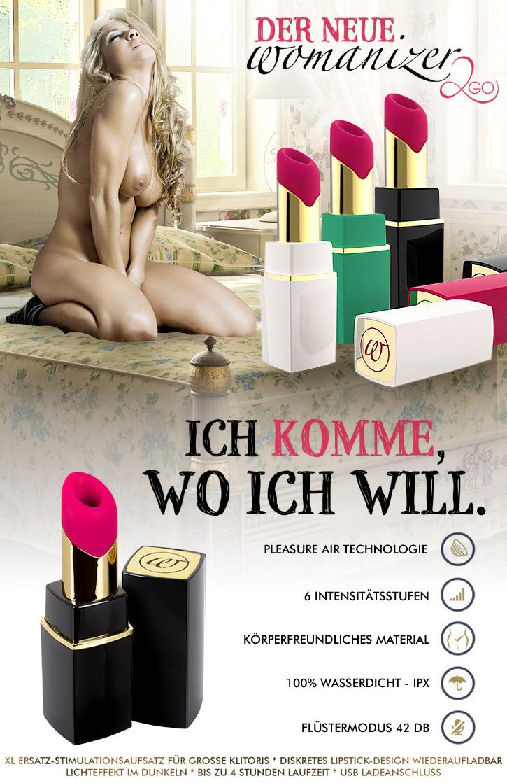 Der neue Womanizer jetzt auf SinEros.de!