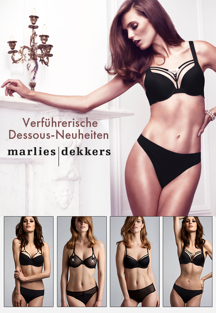 Marlies Dekkers auf SinEros.de